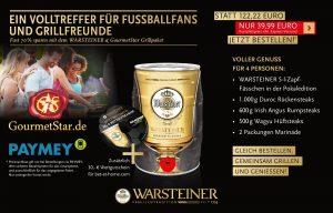 Gourmetstar Angebot. @Gourmetstar.de