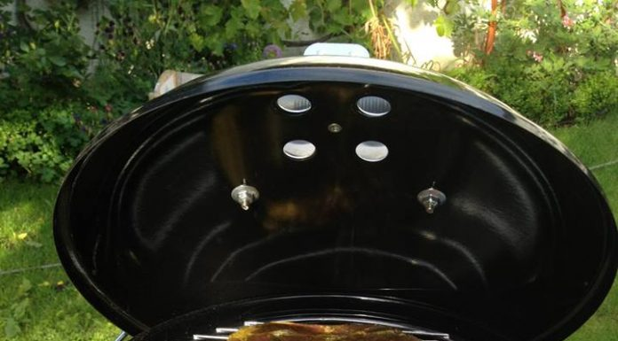 Weber Holzkohlegrill Smokey Joe Test : Weber smokey joe 37 cm premium 2012 andys grillstube 2.0