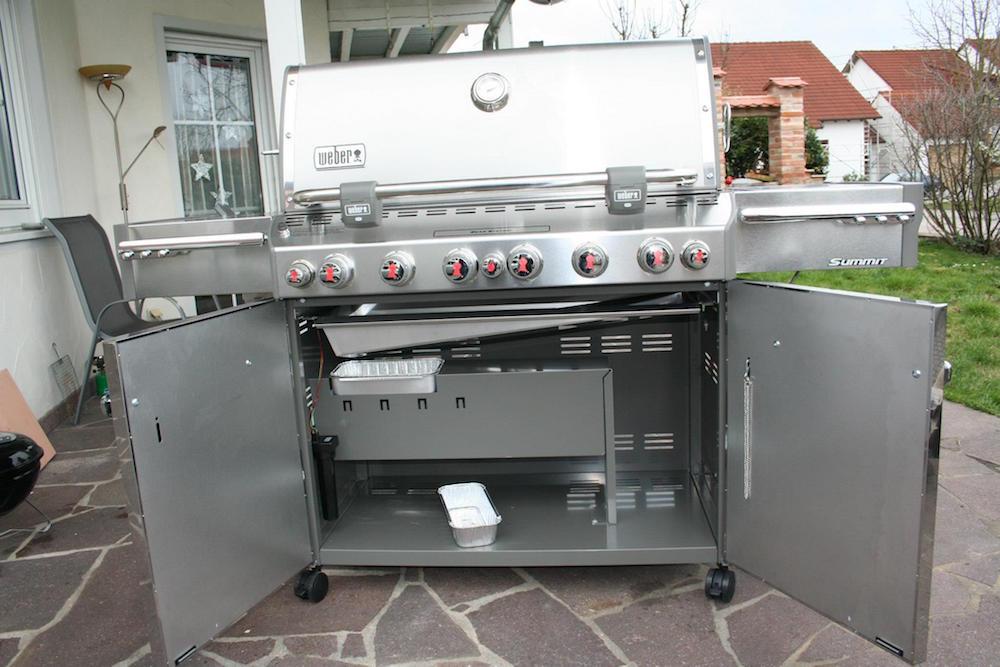 Weber Summit Outdoor Küche : Alles für die moderne outdoorküche findest du bei bbq love