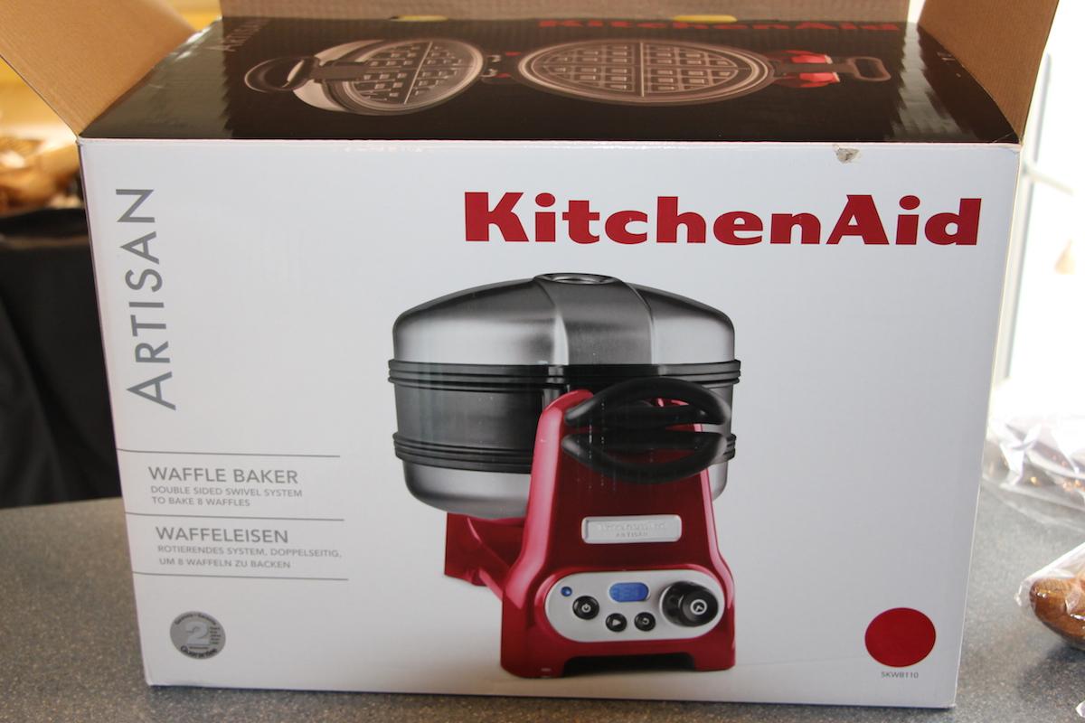 Kitchen Aid Grills