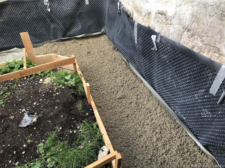 outdoork che fundament gie en andys grillstube 2 0. Black Bedroom Furniture Sets. Home Design Ideas
