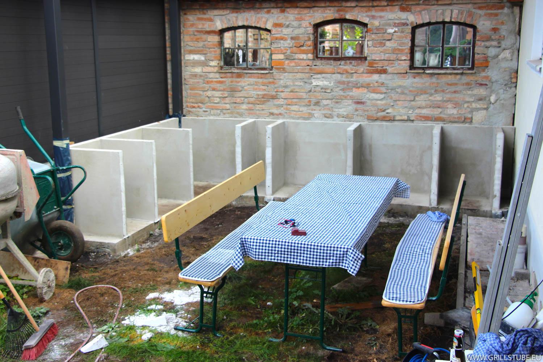 Outdoorküche Stein Facebook : Outdoorküche verputzen u teil andys grillstube