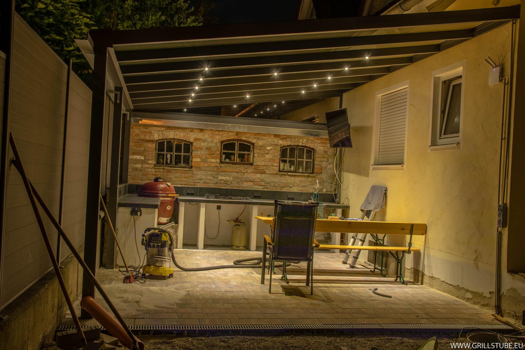 Outdoorküche Klein Verlegen : Outdoorküche klein verlegen: outdoorküche selbst.de. außenküche