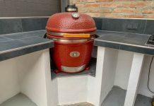 Outdoorküche Gaskochfeld : Outdoorküche gaskochfeld prov arbeitsplatte andys grillstube